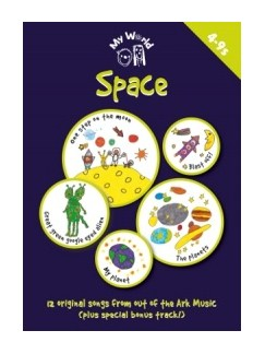 My World: Space Books and CDs | Piano & Vocal