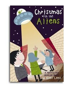 Nikki Lewis: Christmas With The Aliens Books and CDs | Piano & Vocal