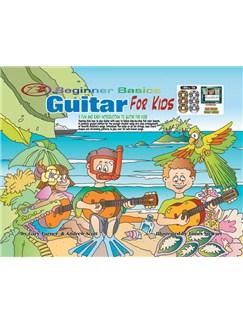 Beginner Basics Guitar For Kids Books, CDs and DVDs / Videos | Guitar