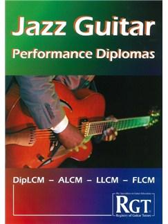 Jazz Guitar Performance Handbook: Diploma Examinations Books | Guitar