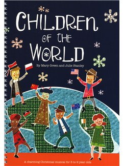 Mary Green/Julie Stanley: Children Of The World Books and CDs | Piano, Vocal & Guitar (with Chord Symbols)