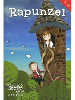 Niki Davies: Rapunzel Books and CDs | Piano, Vocal & Guitar (with Chord Symbols)