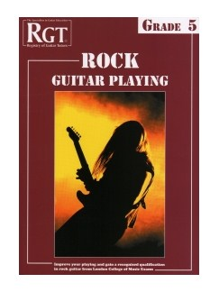 Registry Of Guitar Tutors: Rock Guitar Playing - Grade 5 Books | Guitar
