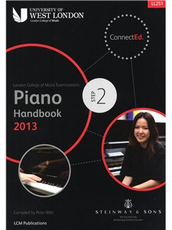 London College Of Music: Piano Handbook 2013 - Step 2 Books | Piano