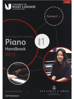 London College Of Music: Piano Handbook 2013 - Grade 1 Books | Piano
