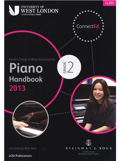 London College Of Music: Piano Handbook 2013 - Grade 2 Books | Piano