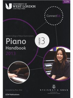 London College Of Music: Piano Handbook 2013 - Grade 3 Books | Piano