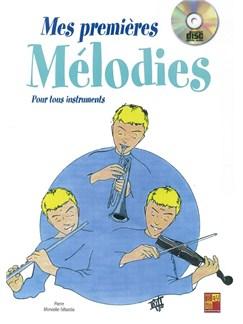 Pierre Minvielle-Sebastia: Mes Premieres Melodies Pour Tous Instruments (Book/CD) Books and CDs | All Instruments
