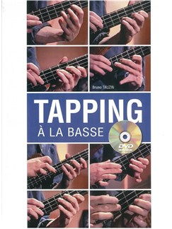 Bruno Tauzin: Tapping A La Basse Books and DVDs / Videos | Bass Guitar