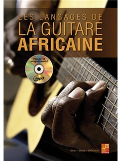 Olivier Marchand: Les Langages De La Guitare Africaine (Book/CD) Books and CDs | Guitar
