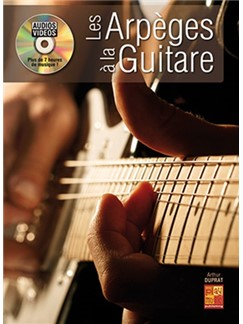 Arthur Duprat: Les Arpèges A La Guitare (Livre/DVD) Books and DVDs / Videos | Guitar