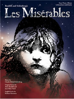 Les Miserables (Easy Piano) Books | Piano, Easy Piano