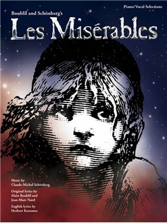 Boublil/Schönberg: Les Miserables - Piano/Vocal Selections (Update) Books | Piano, Vocal & Guitar