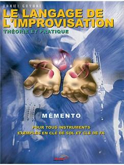 Langage de l'Improvisation (Le) - Mémento Livre | All Instruments