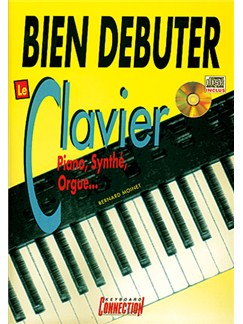 Bien Débuter... le Clavier Books and CDs | Keyboard