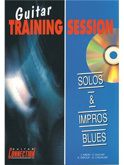 Solos and Impros Blues Books and CDs | Guitar Tab