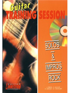 Solos and Impros Rock Books and CDs | Guitar Tab