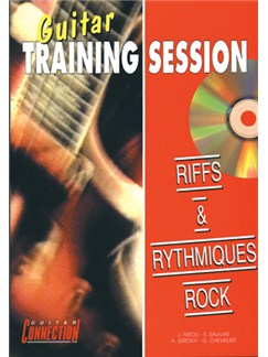 Riffs and Rythmiques Rock Books and CDs | Guitar Tab