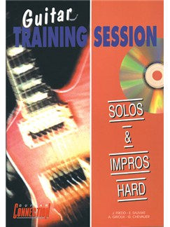 Solos and Impros Hard Books and CDs | Guitar Tab