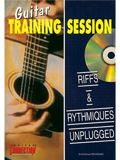 Riffs and Rythmiques Unplugged Books and CDs | Guitar Tab