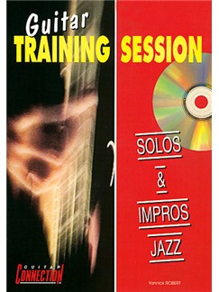 Solos and Impros Jazz Books and CDs | Guitar Tab