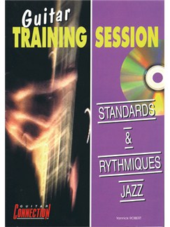 Standards and Rythmiques Jazz Books and CDs | Guitar Tab