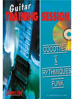 Cocottes and Rythmiques Funk Books and CDs | Guitar Tab