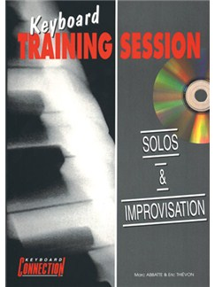 Solos & Improvisation Books and CDs | Keyboard
