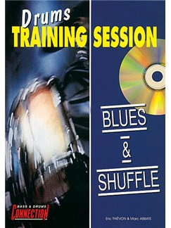Blues & Shuffle Books and CDs | Drums