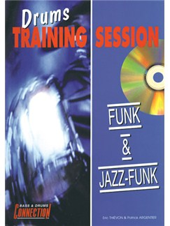 Funk and Jazz Funk Books and CDs | Drums