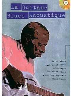 Guitare Blues Acoustique (La) Books and CDs | Guitar Tab