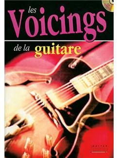Voicings de la Guitare (Les) Books and CDs | Guitar Tab