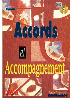 Accords et Accompagnement Books and CDs | Guitar Tab