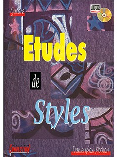 Études de Styles Books and CDs | Guitar Tab