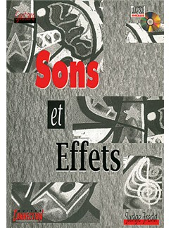 Sons et Effets Books and CDs | Guitar Tab