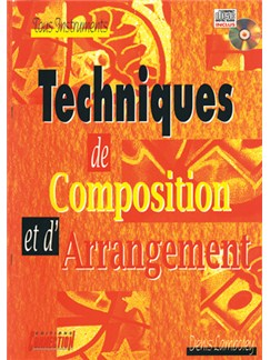 Techniques de Composition et D'arrangement Books and CDs | All Instruments