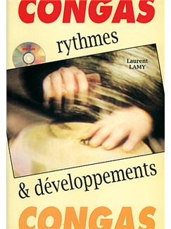 Congas, Rythmes & Développements Books and CDs | Percussion