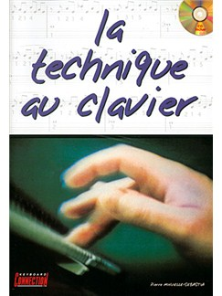 Technique Au Clavier (La) Books and CDs | Keyboard