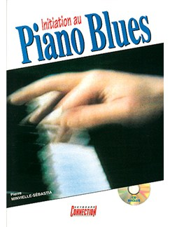 Initiation Au Piano Blues Books and CDs | Piano