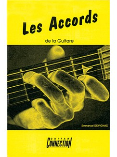 Accords de la Guitare (Les) Books | Guitar Tab