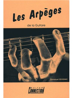 Arpèges de la Guitare (Les) Books | Guitar Tab