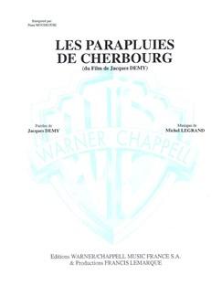 Michel Legrand: Parapluies de Cherbourg (Les) Books | Piano & Vocal