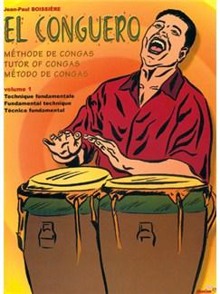 Conguero (El) Books | Percussion