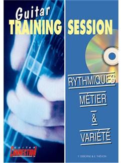 Rythmiques Métier & Variété Books and CDs | Guitar Tab