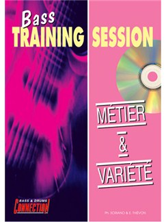 Métier & Variété Books and CDs | Bass Guitar