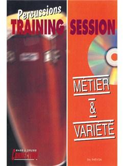 Métier & Variété Books and CDs | Percussion