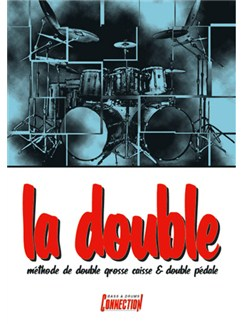 Double (La) Books and CDs | Drums