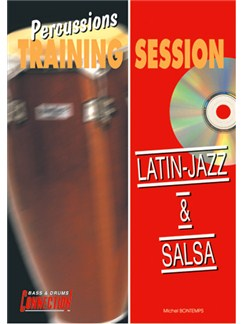 Latin-Jazz & Salsa Books and CDs | Percussion