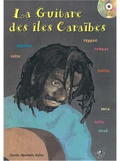 Guitare des Îles Caraibes (La) Books and CDs | Guitar
