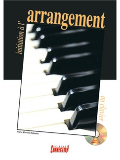 Initiation a l'arrangement Au Clavier Books and CDs | Keyboard